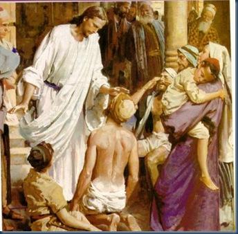 jesus e obsessao