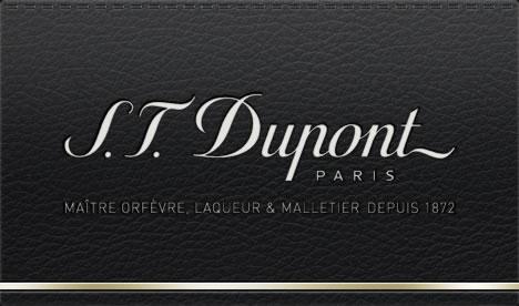 S.T. Dupont - Paris. Maître Orfèvre, Laqueur & Malletier depuis 1872