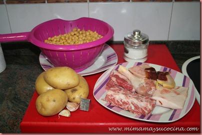 Cocido Receta