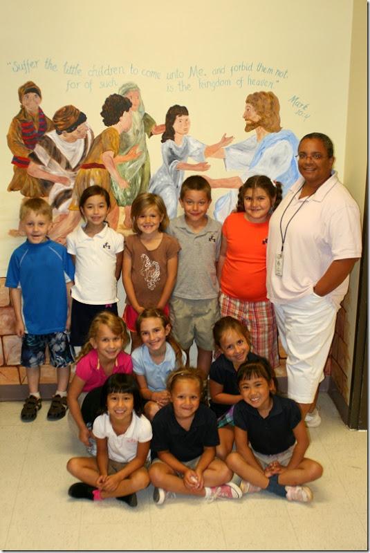 RCA 1st grade 2010-11