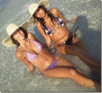 fotos de chicas en playas