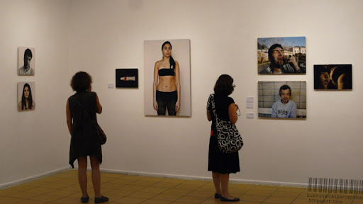 "Documentary Photography Exhibition ""Vidas Sitiadas"" at Centro Cultural Borges in Microcentro in Buenos Aires, Argentina"