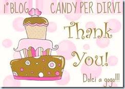 Blog candy di Dolci a go go!!!