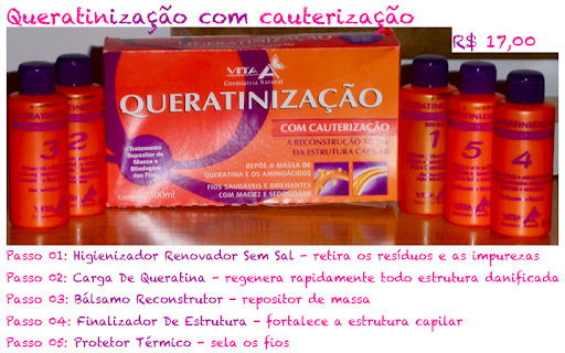 opbeqc Queratinizao com cauterizao   Vita A