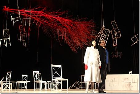 La Bohème - Rosana Lamosa e Fernando Portari