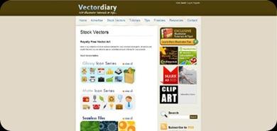 vectordiary