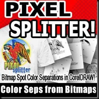 Pixel Splitter