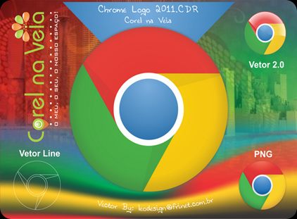 Chrome Logo 2011_by_leodesign_blog