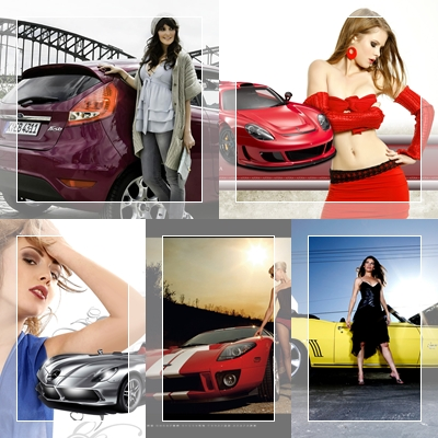 cars girls wallpaper. Cars With Girls HQ Wallpapers