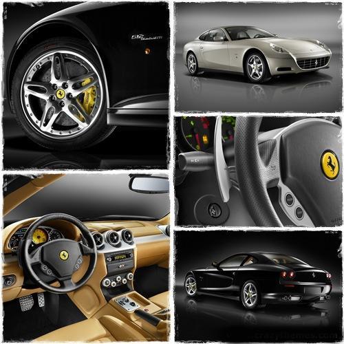 Oto Cars, Motorcycles Trends: Ferrari 612 Scaglietti