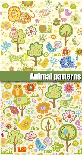animal patterns in art. Animal patterns