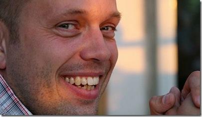 Fredrik Töörn i Campinas, Brasilien fyller 40 år den 13/2