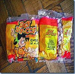 maíz inflado x 20 paq.