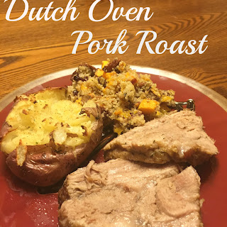 Dutch Oven Pork Roast