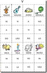 jogo das sílabas V
