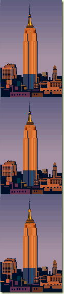 3 petabytes is equivalent to DVDs stacked as high as 3 Empire State Buildings