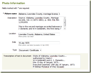 Ancestry.com citation for uploaded source
