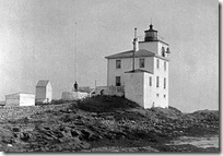 The Dutch Island Light Station