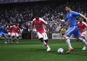 fifa 285 Free Download Games, Real Football 2011