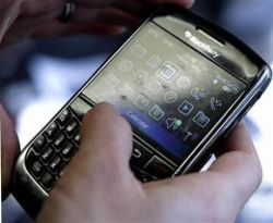Applications BlackBerry App achieve 10 Thousand