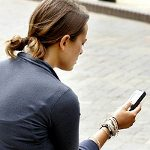 Text Neck Smart Pain new threat of mobile phone users