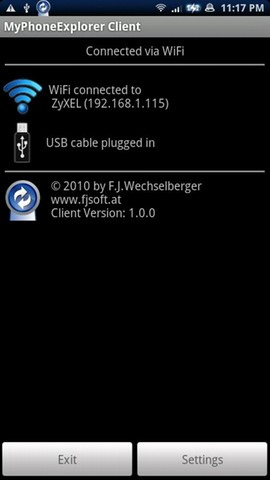 my phone xplorer Client Sony Ericsson Zylo and Spiro, Two New Walkman