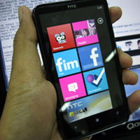Windows Phone 7 Leaked HTC Omega specification