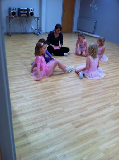 ¡ballet!