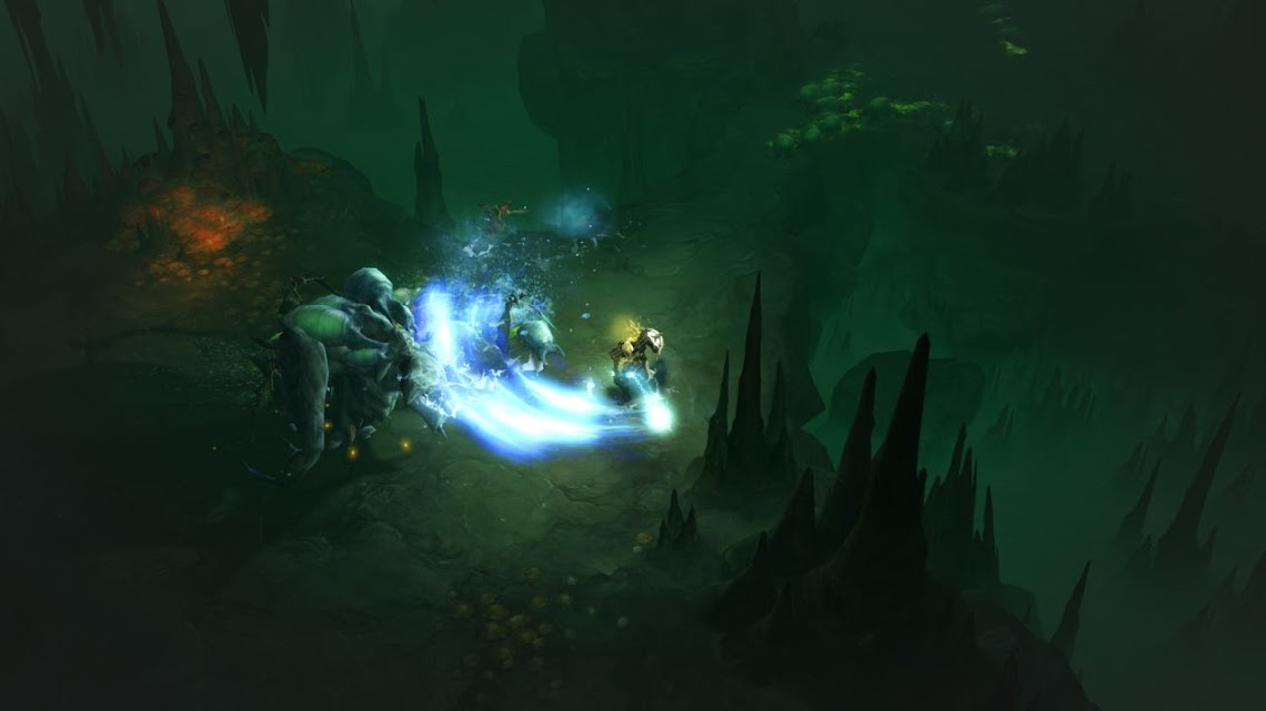 Diablo III will run in 1080p at 60fps on PS4