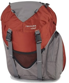 Racktime Panniers - Great Value Touring Pannier - $190pr