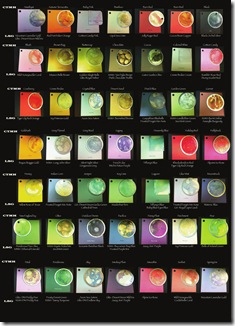 CTMH LSG color chart