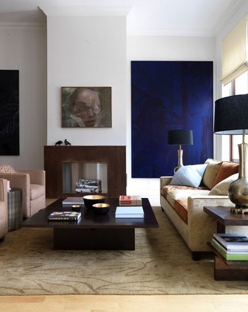 design labyrinth soho living room by katie lydon