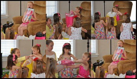 6th Bday Tea Party1