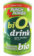 Punch Power Bio drink menthe