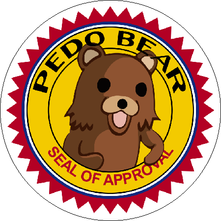 OMG ITS PEDO BEAR Pl-pedo-bear