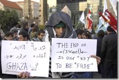 Mideast Lebanon Israel Palestinians
