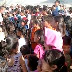 Durango Mexico Stadium Crusade children's altar call.jpg