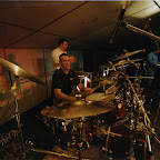 Costa Rica Alajuela Crusade Jason playing the drums.jpg