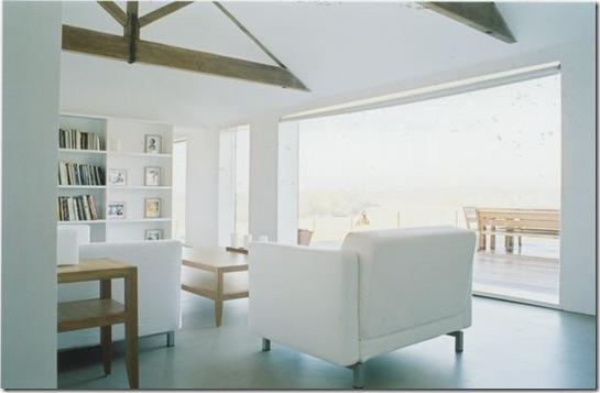 Casa de Valentina - via ShootFactory - 2 estilos na mesma casa em Londres - estar