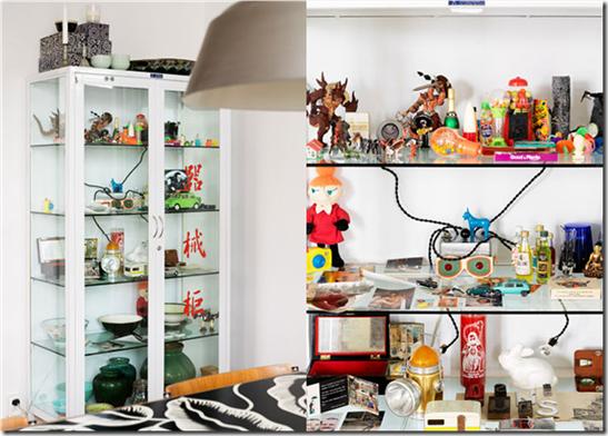 Casa de Valantina - via Sasa Antica - coleção de brinquedos