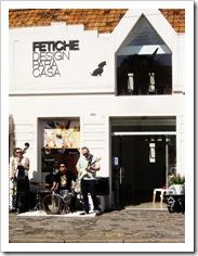 Casa de Valentina - Fetiche design para Casa - fachada
