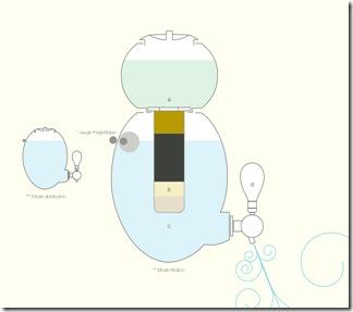 Casa de Valentina - via Reflex Deco - filtro Ovo desenho