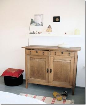 Casa de Valentina - via Bloesem - cômoda cor de madeira