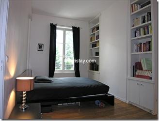 Quarto 2 - apto Paris