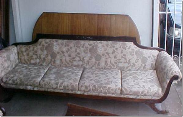 880 - sofá em jacarandá