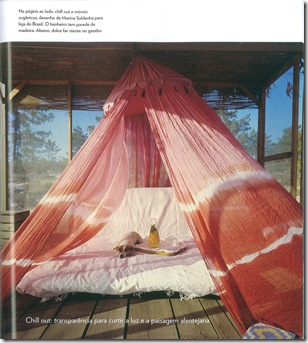 Mosqueteiro colorido by Vogue Casa