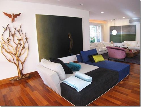Casa de Valentina - via Axpe - sofá