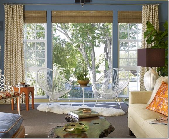 Casa de Valentina - Jeffers Design Group - mistura de estilos, texturas e cores