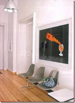 Casa de Valentina - decoração clean e inusitada
