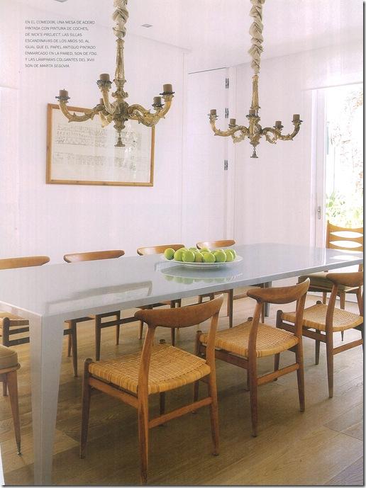 Casa de Valentina - sala de jantar 2